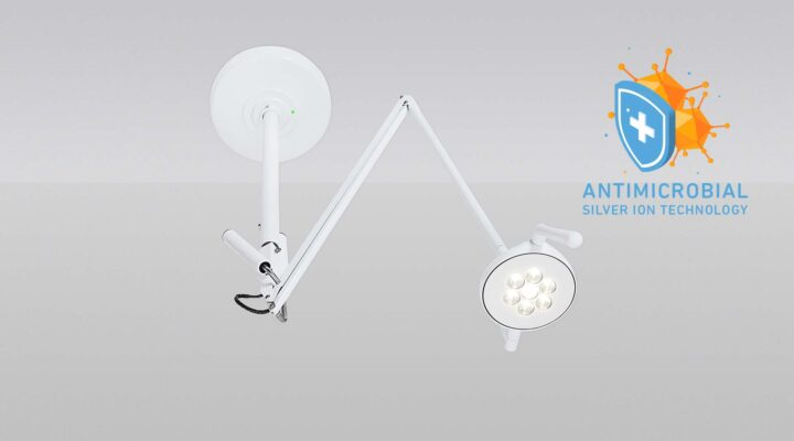 ULED by Planet Lighting Antimicrobial Examination Light