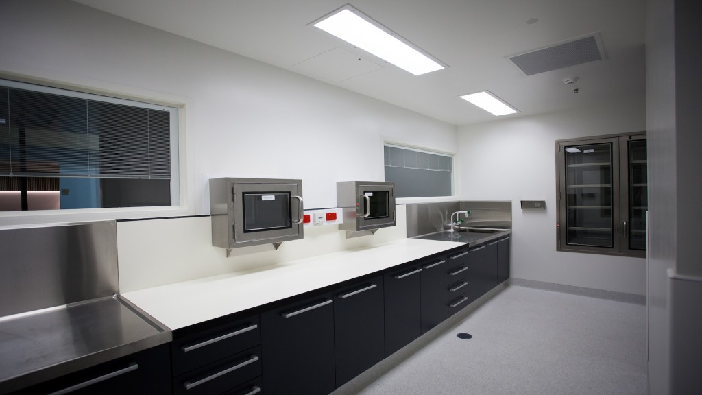 Preparatory Room