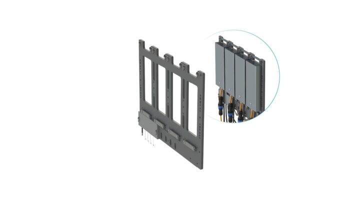 toolless mounting solution for Uno
