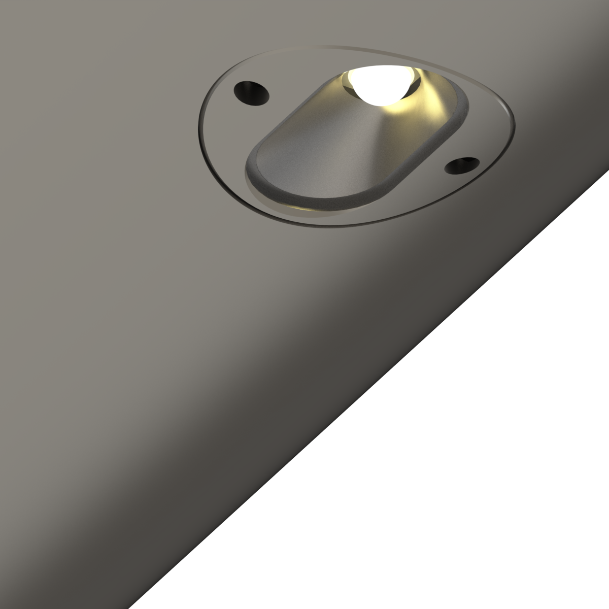 LED Puck Snap – Integrated luminaire