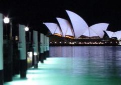 Vivid 2015 Submerged installation by Sinclair Park